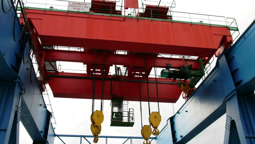 CSA B167-16 – updated Canadian standard released for overhead cranes